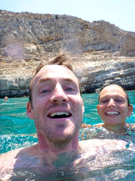 Folegandros Beach Day1
