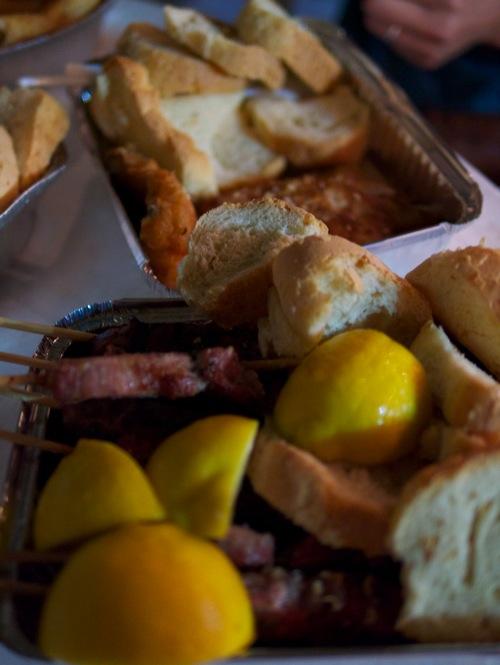 Milos Panigiri Food 2