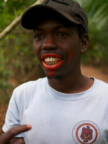 Zanzibar Lipstick Plant